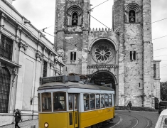 Lisbon Cathedral Sé de Lisboa