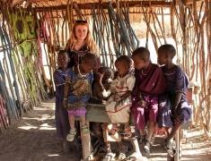 V Masajské školce