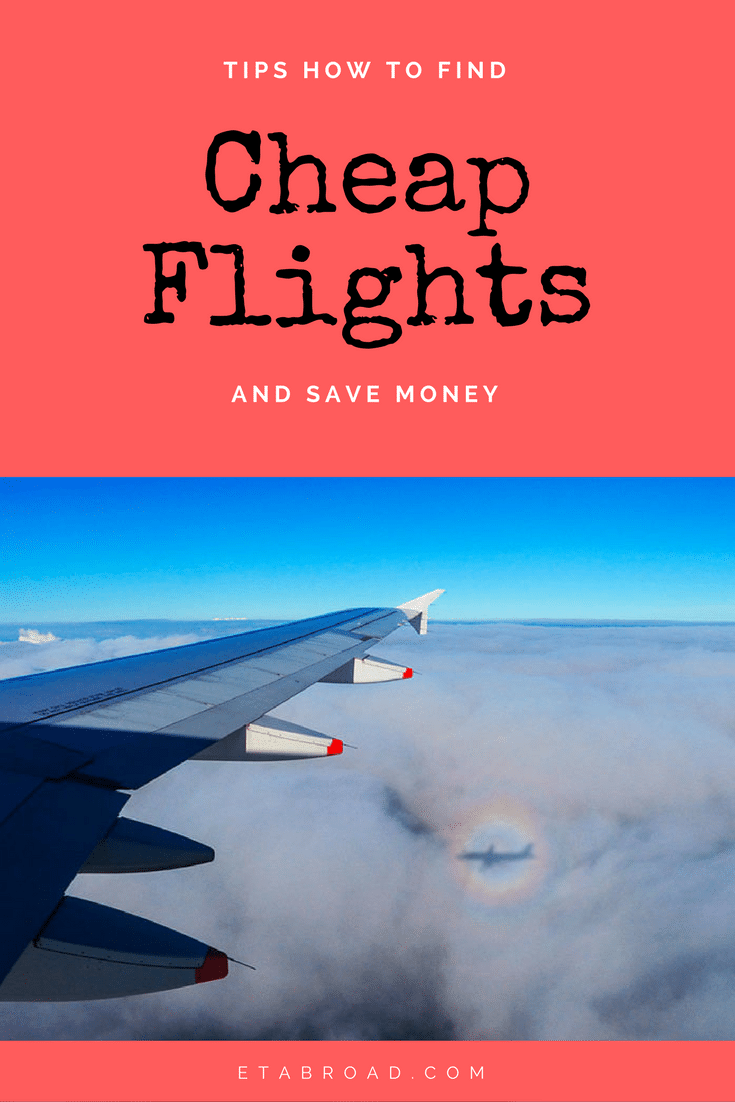 Cheap flights advices