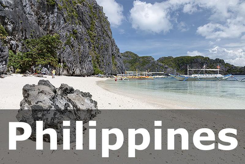 Philippines El Nido Beach