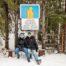 Eva a Tom na polárním kruhu