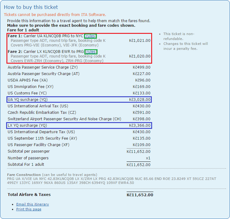 Fuel Dumping Buying Flight Ticket Without Fuel Surcharges - What is fuel surcharge