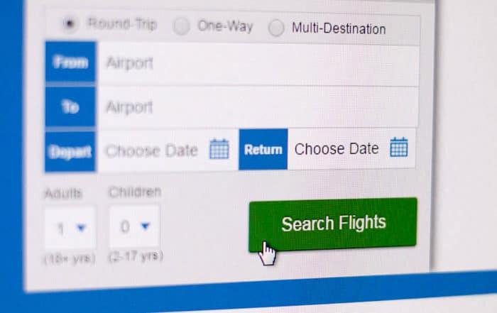 Search Flight