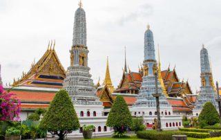 Kings temple Bangkok