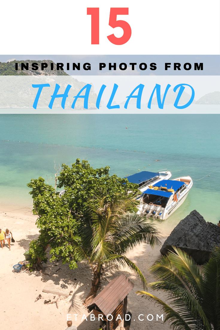 15 Best Photos from Thailand