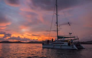 Sunset Dinner Cruise from Crystal Yacht at Langkawi