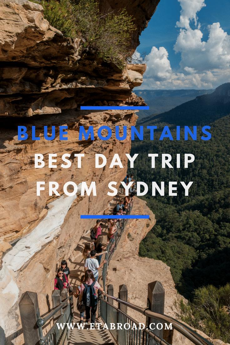 Blue Mountains trip