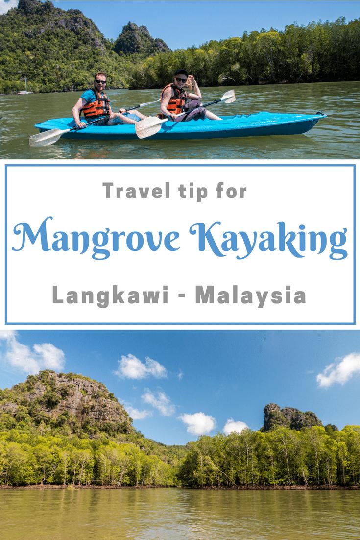 Langkawi Mangrove Kayaking