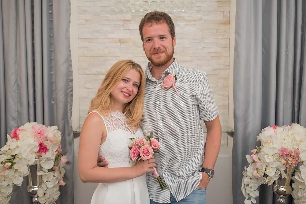 Our wedding at Las Vegas