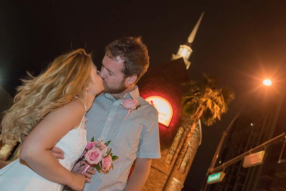 Eva and Tom - wedding