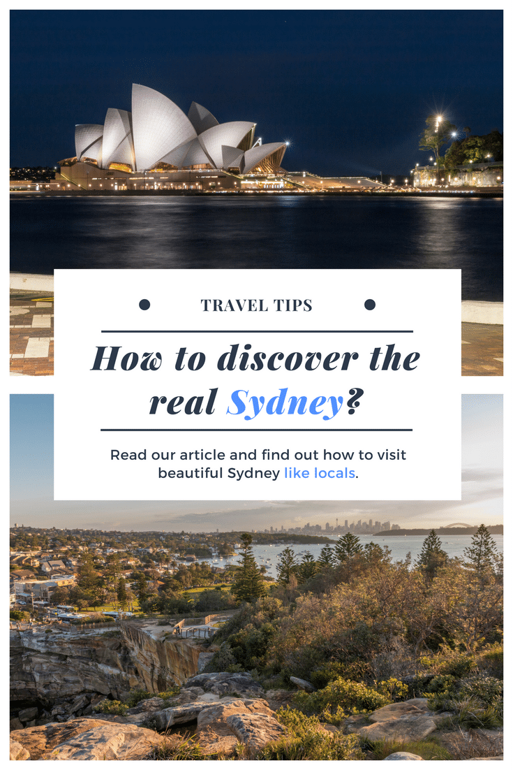 Discover the real Sydney