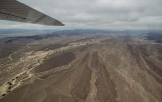 Fly over Nazca lines