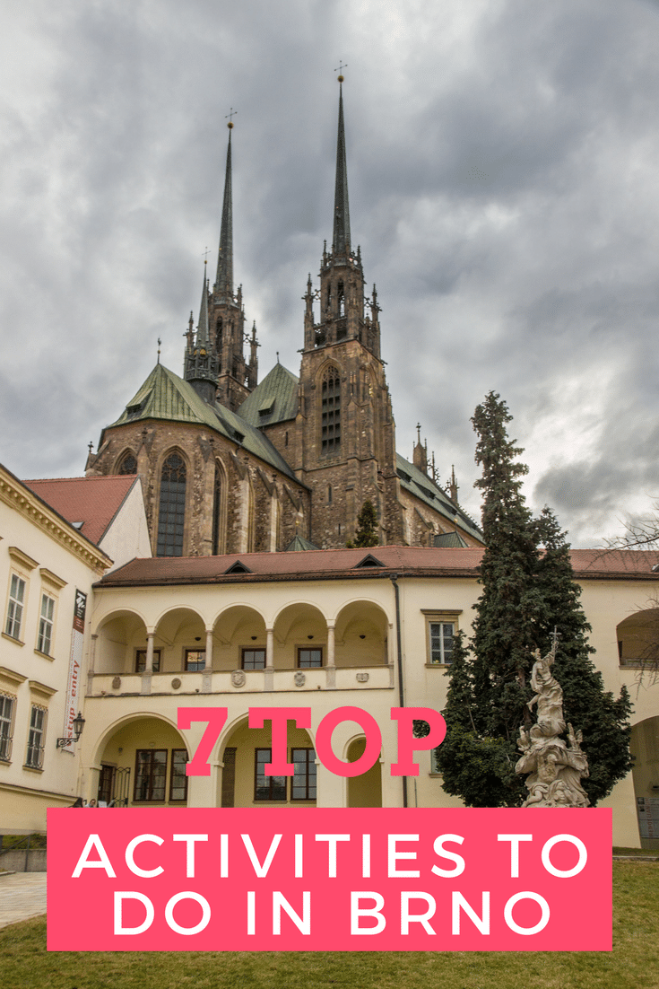 7 things to do in Brno