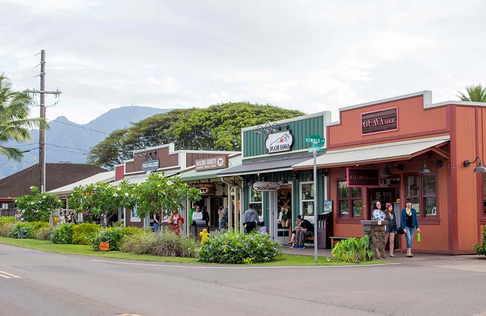 Historická Havaj - Haleiwa