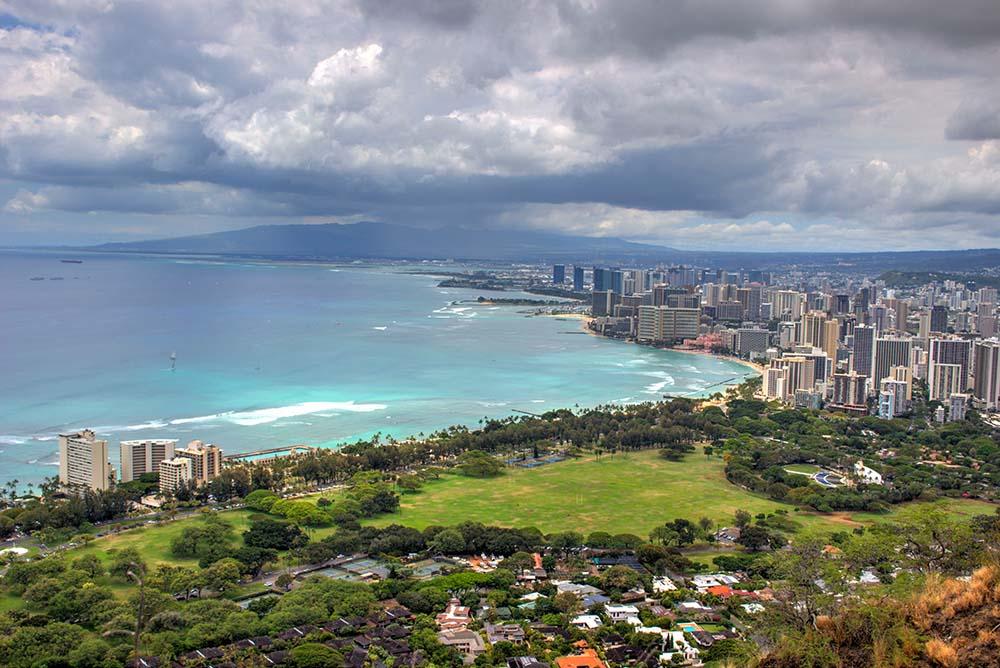 Celé Honolulu