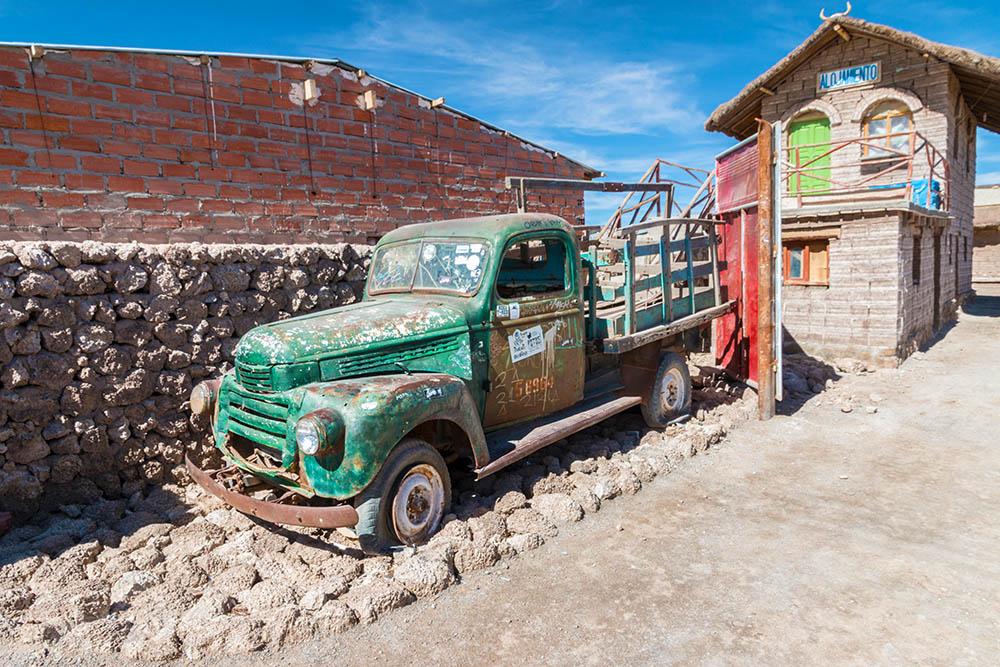 Muzeum soly na Salar de Uyuni, Bolívie