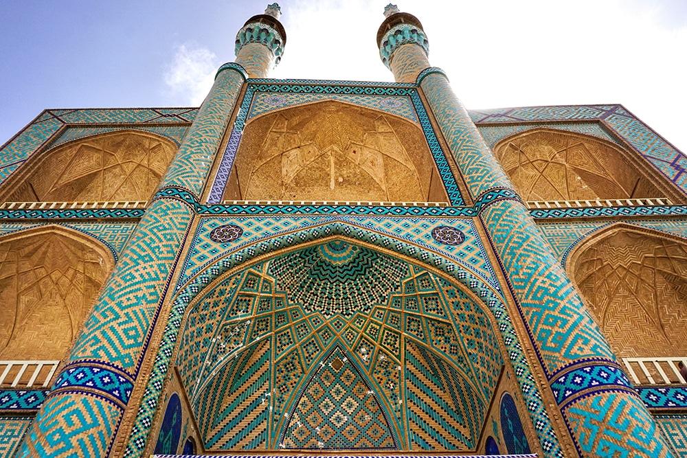Iran tuouristic places
