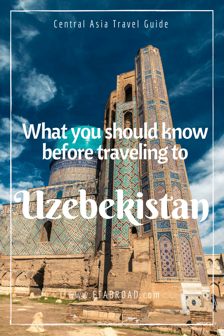 Uzbekistan Travel Guide | What to See in Uzbekistan and What to do | must-see places | Day trip from Tashkent |Best of Central Asia and Silk Road | Must-visit city on Silk Road | Samarkand Bukhara Chiva Taskent are Best cities in Uzbekistan