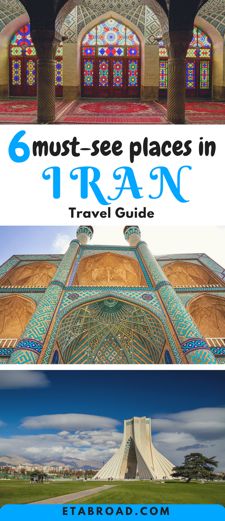 Iran Travel Guide| What to see in Iran | must-see places | Best thinks to see in Iran | Best of Iran