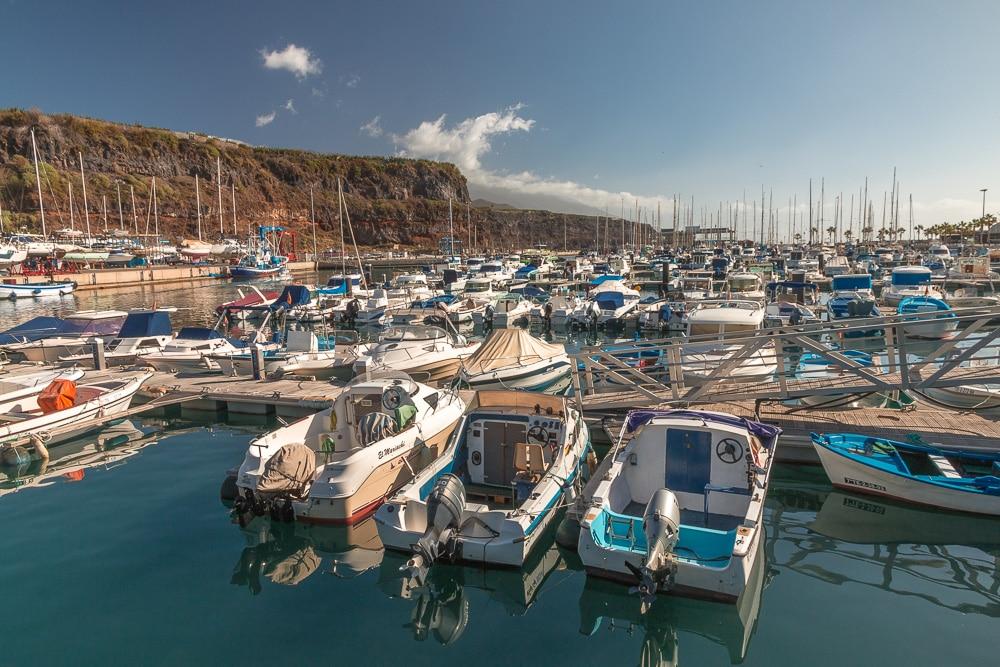 La Palma Harbour