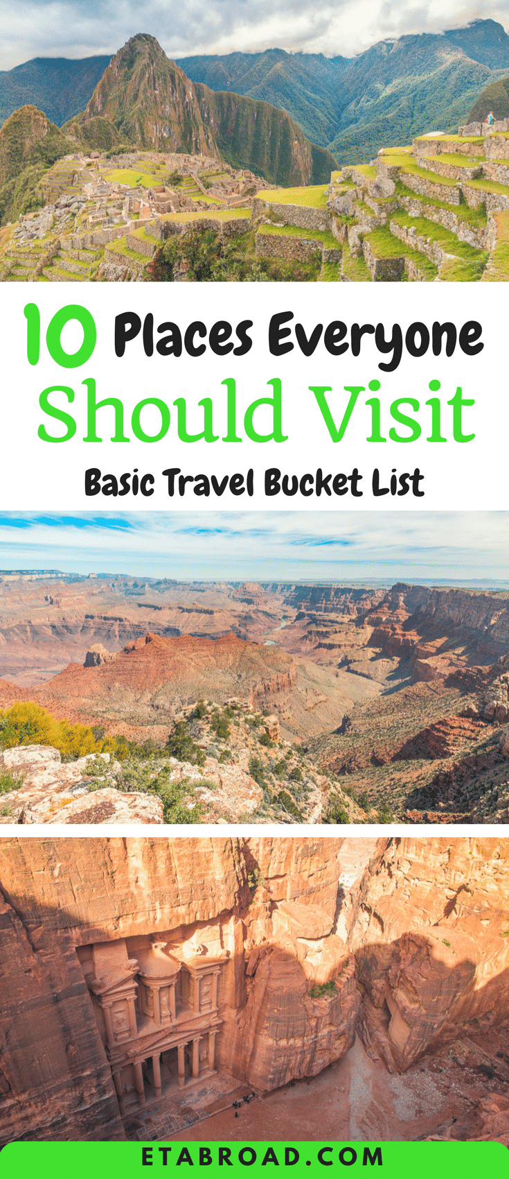 10 Best Travel Places | Travel Bucket List | Places Everyone Should Visit | Must-See Places on The Planet | Best Places on the Earth