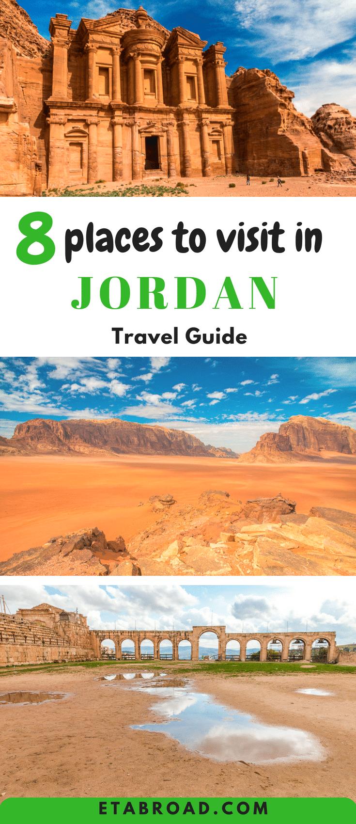 Jordan Travel Guide   What to see in Jordan   must-see places   Best things to see in Jordan   Jordan is not only Petra   Ancient places in Jordan   Best Places to Visit in Jordan