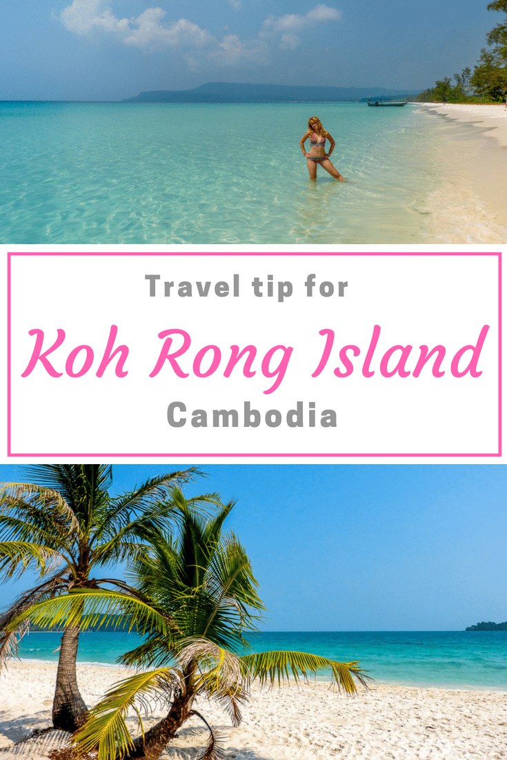 Koh Rong Travel Guide | What to do on Koh Rong | must-see places | Best things to see on Koh Rong | Koh Rong Travel Tips