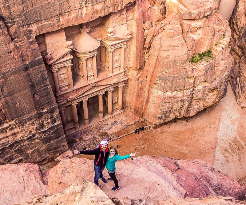 cdd5903d148185 The Ultimate Guide to Lost City of Petra in Jordan - E T Abroad