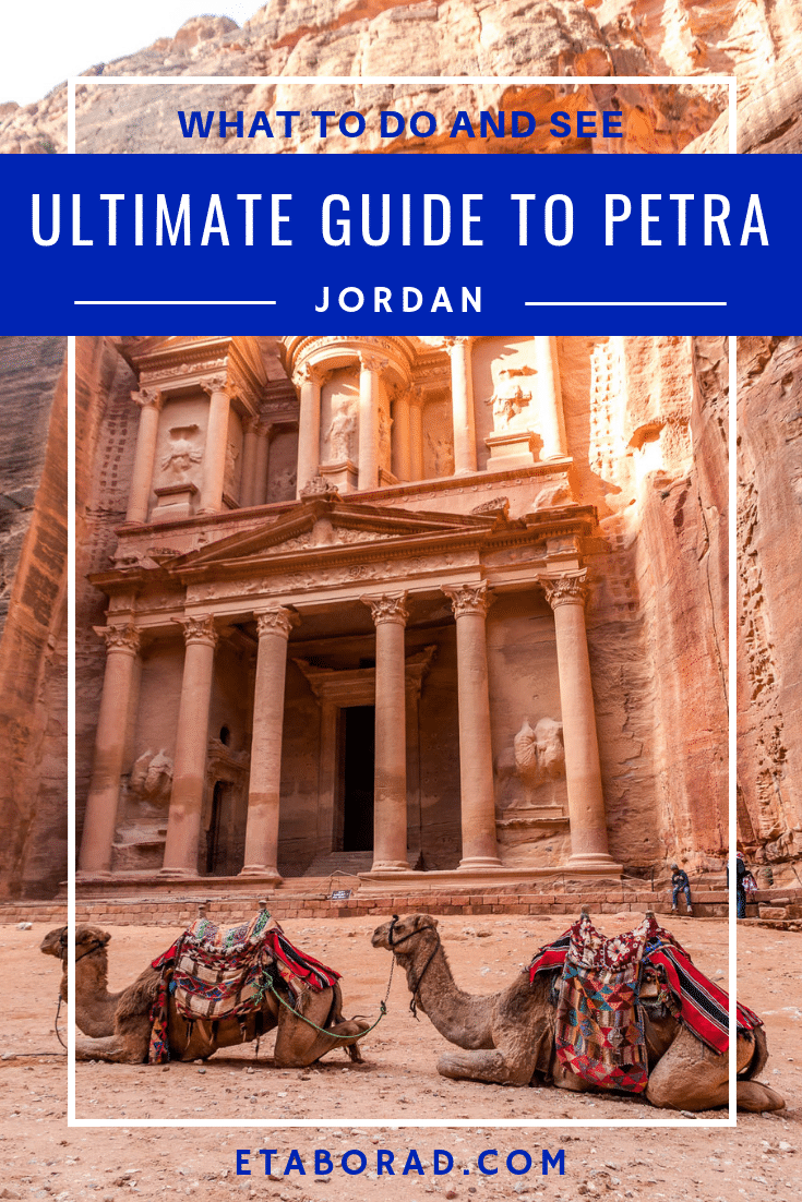 City Petra Travel Guide | What to do in Petra in Jordan | must-see places in Petra | Best things to see in Petra in Jordan | City of Petra Travel Tips | Lost City of Petra in Jordan