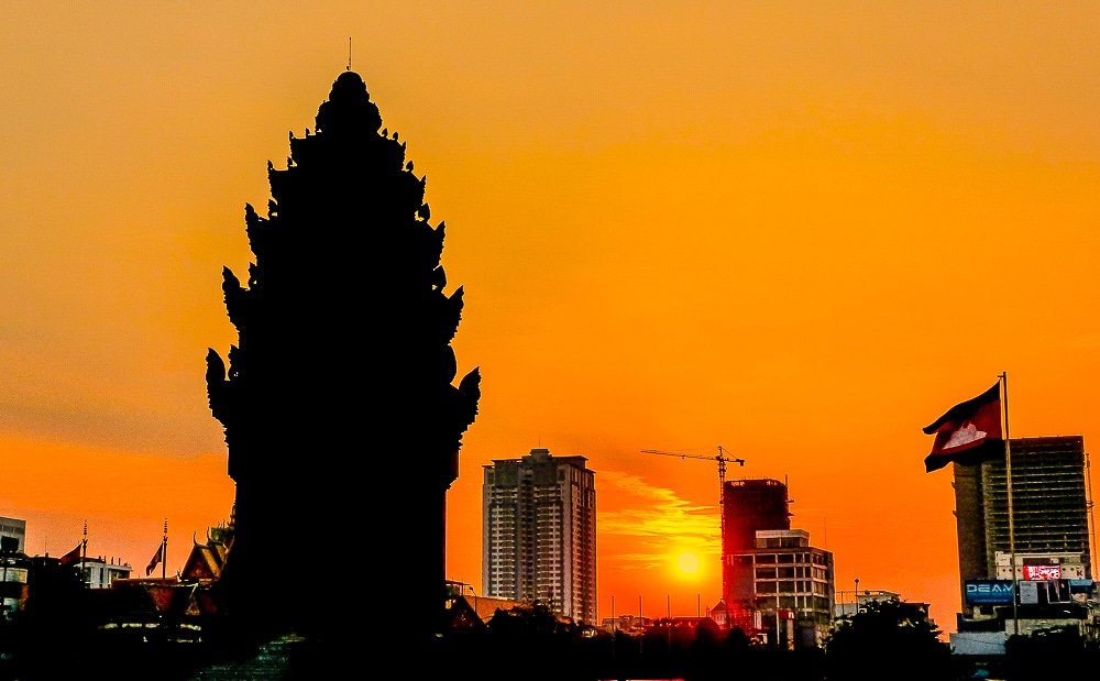 Phnom Penh – capital of Cambodia