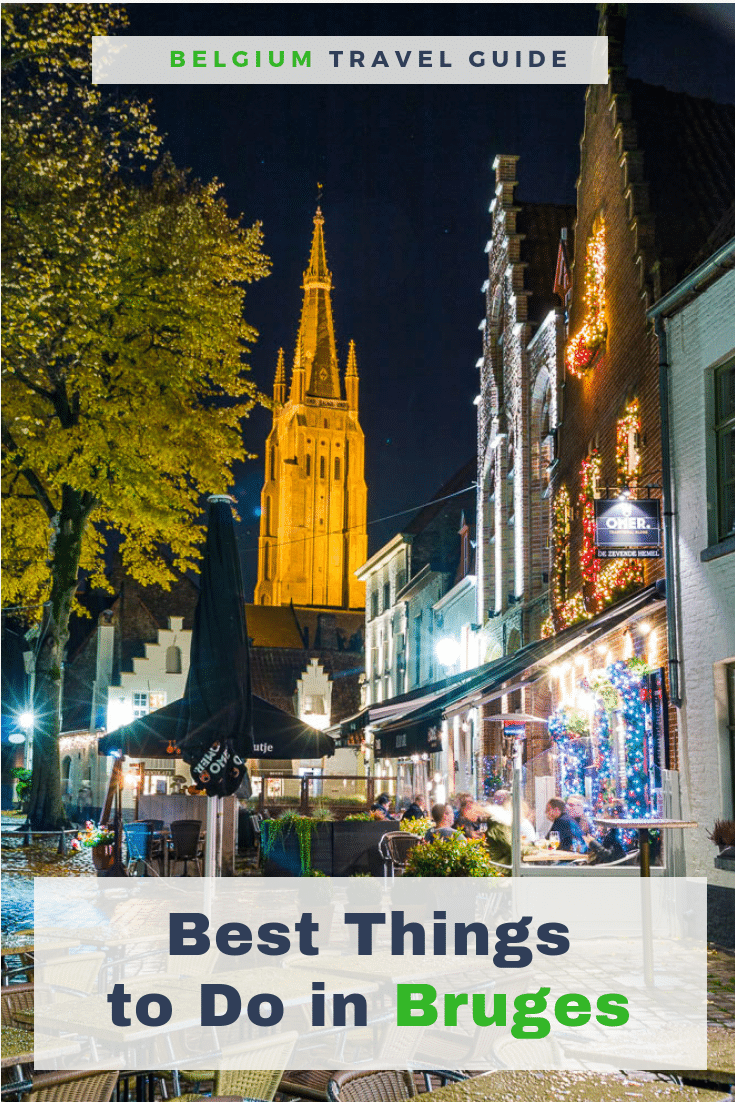Bruges Travel Guide | What to do in Bruges | must-see places in Bruges | Best things to see in Bruges | Thing to do in Bruges in Belgium | Beautiful Places of Bruges