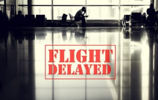Flight delay