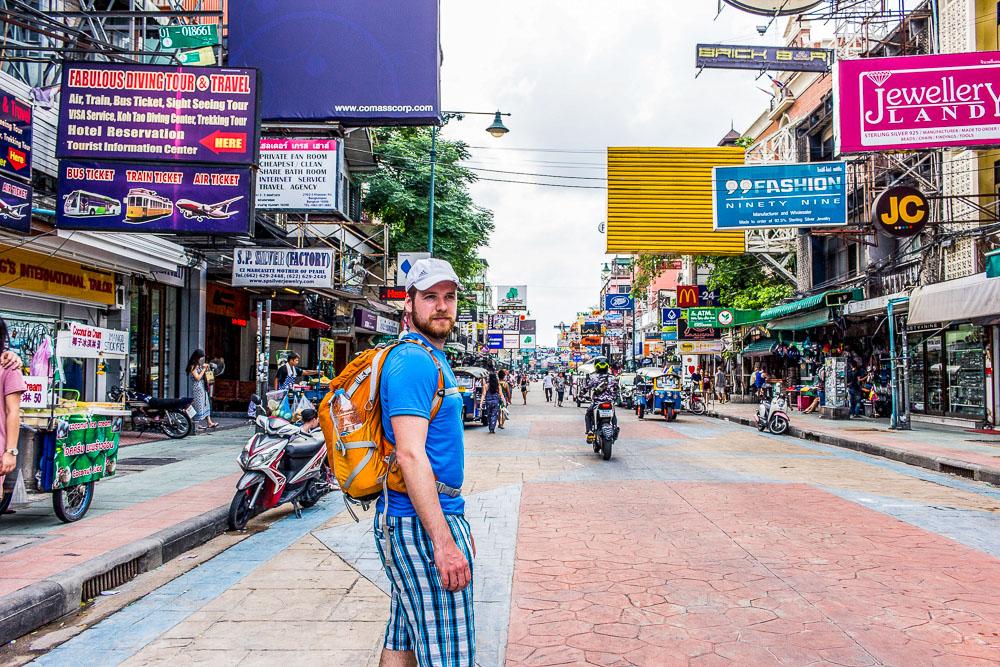 Tom in Bangkok
