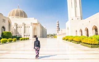 Oman - Grand Mosque