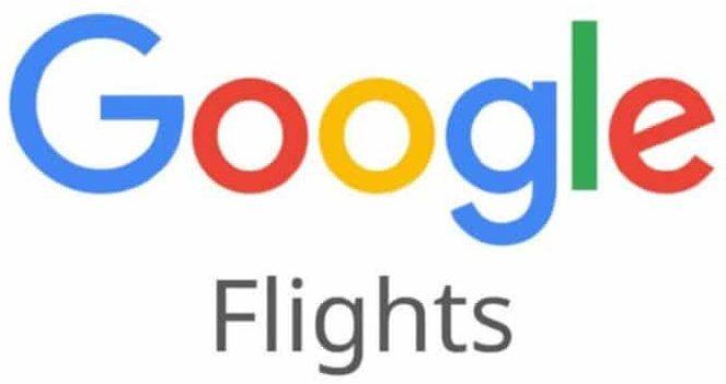 google flight logo