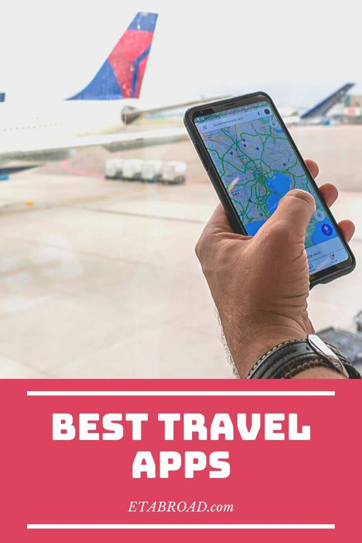 Best Travel Apps | Travel Planning Apps | Booking Apps | Android Travel Apps | iOS Travel Apps