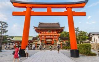 Kyoto - Fushimi Inari Shrine