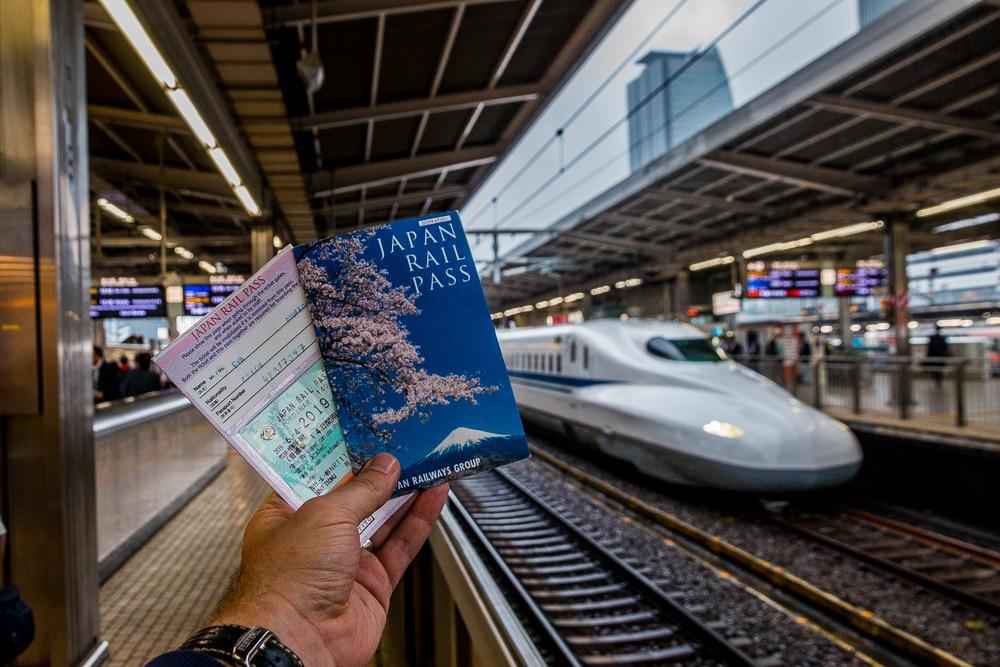Shinkansen and JR Pass