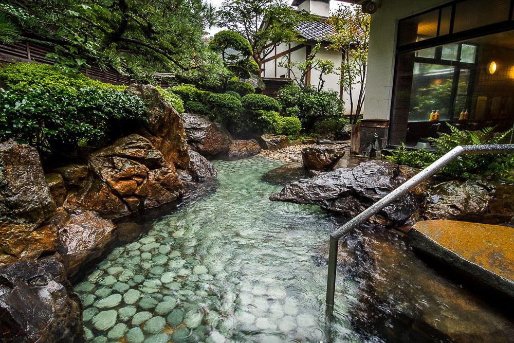 Natural Onsen