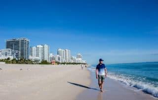 Tom in Miami beach - Florida