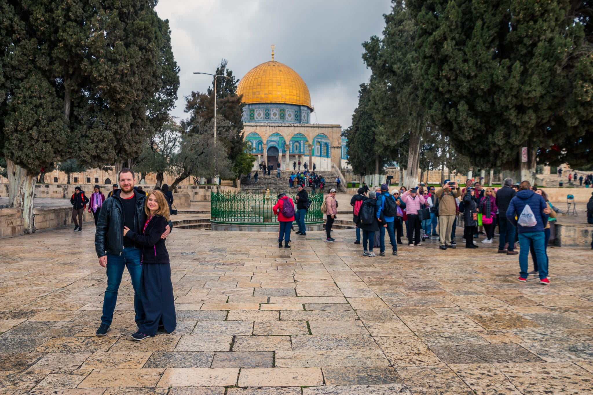 Temple of Mount - on of the best places to see in Jerusalem